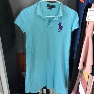 Polo Ralph Lauren golf dress sz S EUC